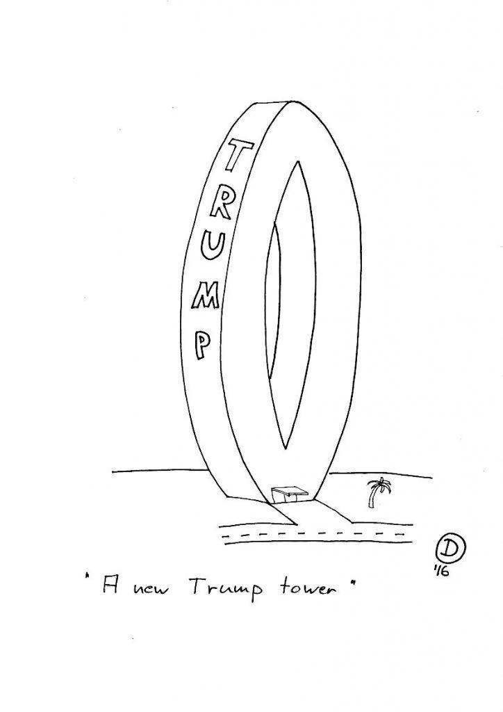 64th cartoon